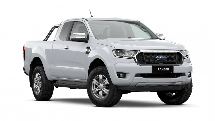 2020 MY21.25 Ford Ranger PX MkIII XLT Super Cab Utility image 1