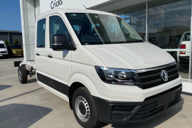 Volkswagen Crafter LWB SY1