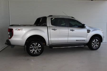 2017 Ford Ranger PX MkII 4x4 Wildtrak Double Cab Pickup 3.2L Utility Image 2