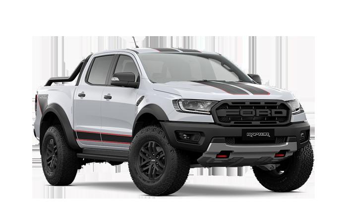 New Ford Ranger Raptor X