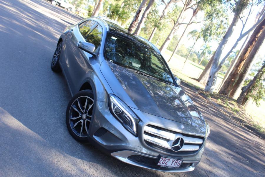 2014 Mercedes-Benz B-class X156 GLA250 Wagon