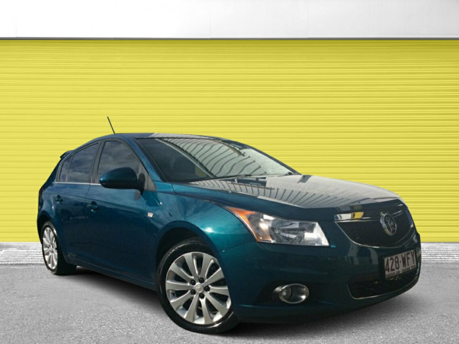 2012 Holden Cruze JH Series II MY12 CDX Hatchback