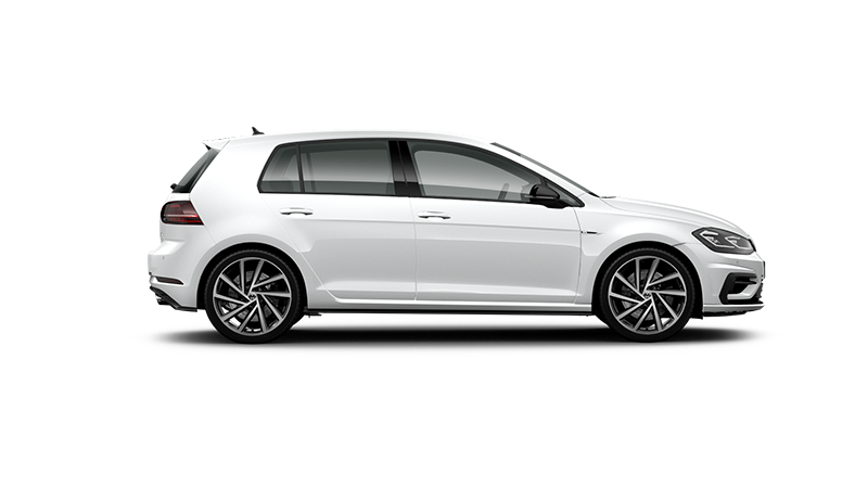 Golf R Grid Edition 7 Speed DSG