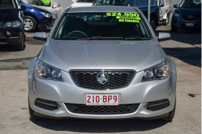 2017 Holden Commodore VF Series II MY17 Evoke Sedan Image 3