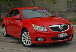 Holden Cruze CDX JH Series II MY14