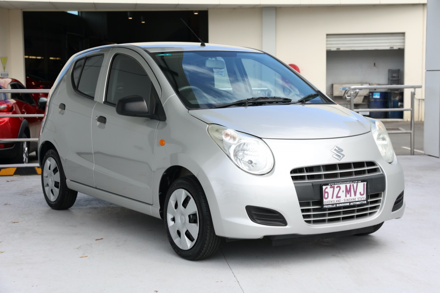 2009 Suzuki Alto GF GL Hatch Image 1