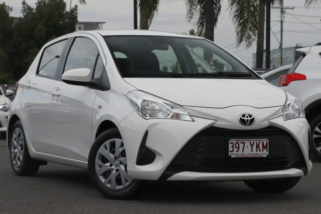 2017 Toyota Yaris NCP130R Ascent Hatchback