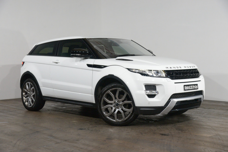 2011 Land Rover Evoque Si4 Dynamic