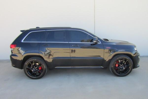 2014 MY15 Jeep Grand Cherokee WK MY15 SRT Suv Image 2