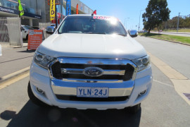 2015 Ford Ranger PX 4x4 XLT Double Pick-Up 3.2 Diesel Utility