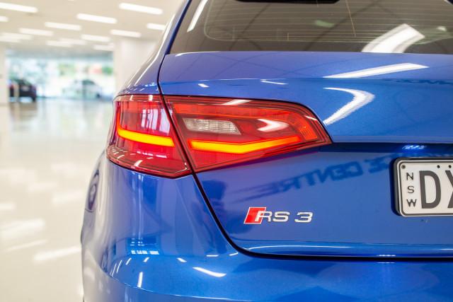 2016 Audi RS 3 Sportback 8V 2.5 TFSI Quattro S-tronic Hatchback Image 14