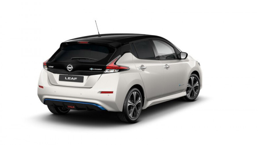 2020 Nissan LEAF ZE1 LEAF Hatchback Image 19