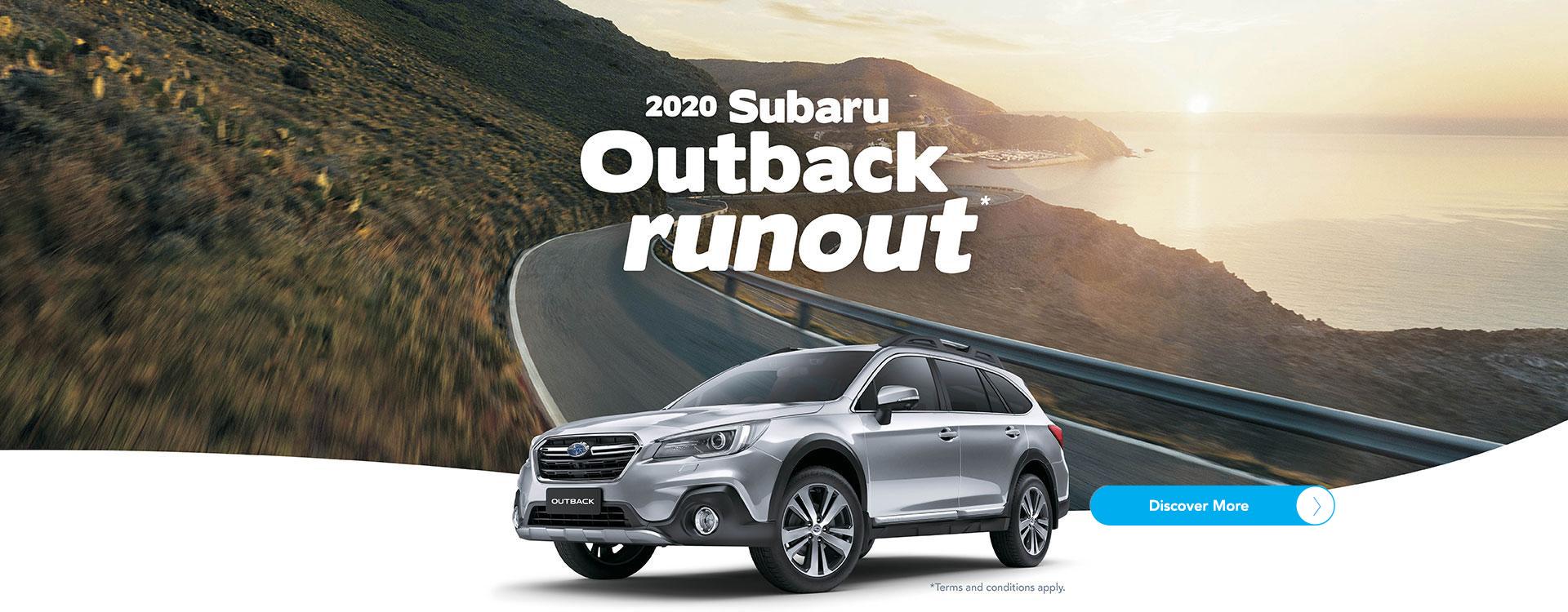 Subaru offers