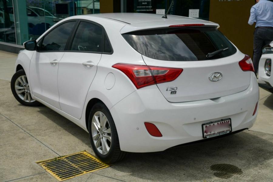 2014 Hyundai i30 GD2 MY14 Trophy Hatchback