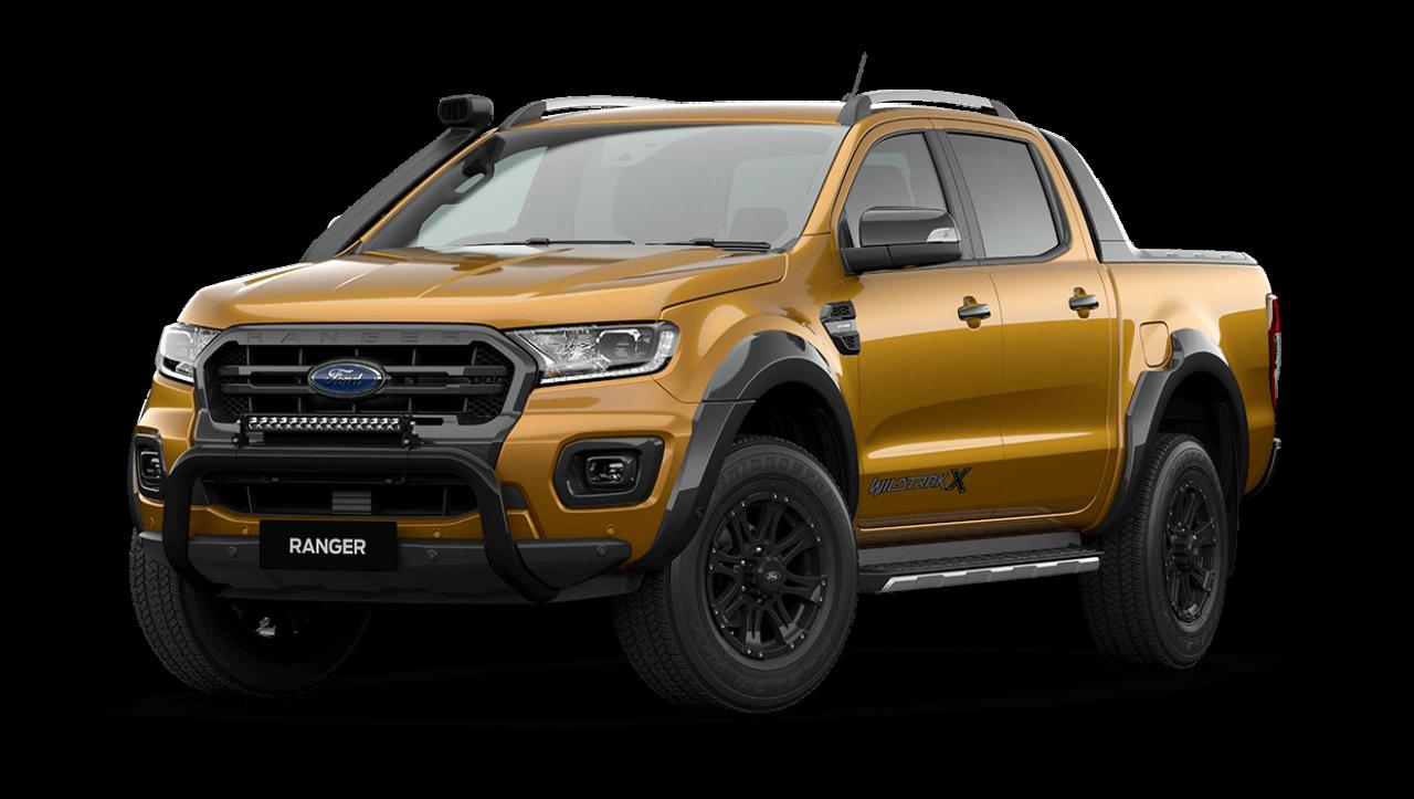 2020 MY20.75 Ford Ranger PX MkIII Wildtrak X Utility Image 9