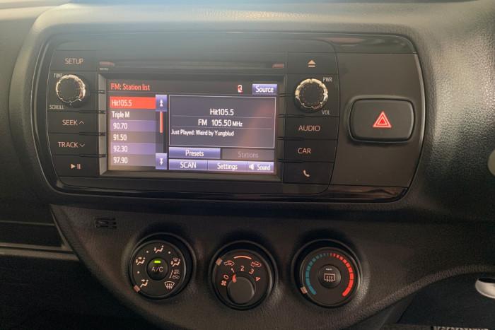 2017 Toyota Yaris NCP130R Ascent Hatchback Image 16