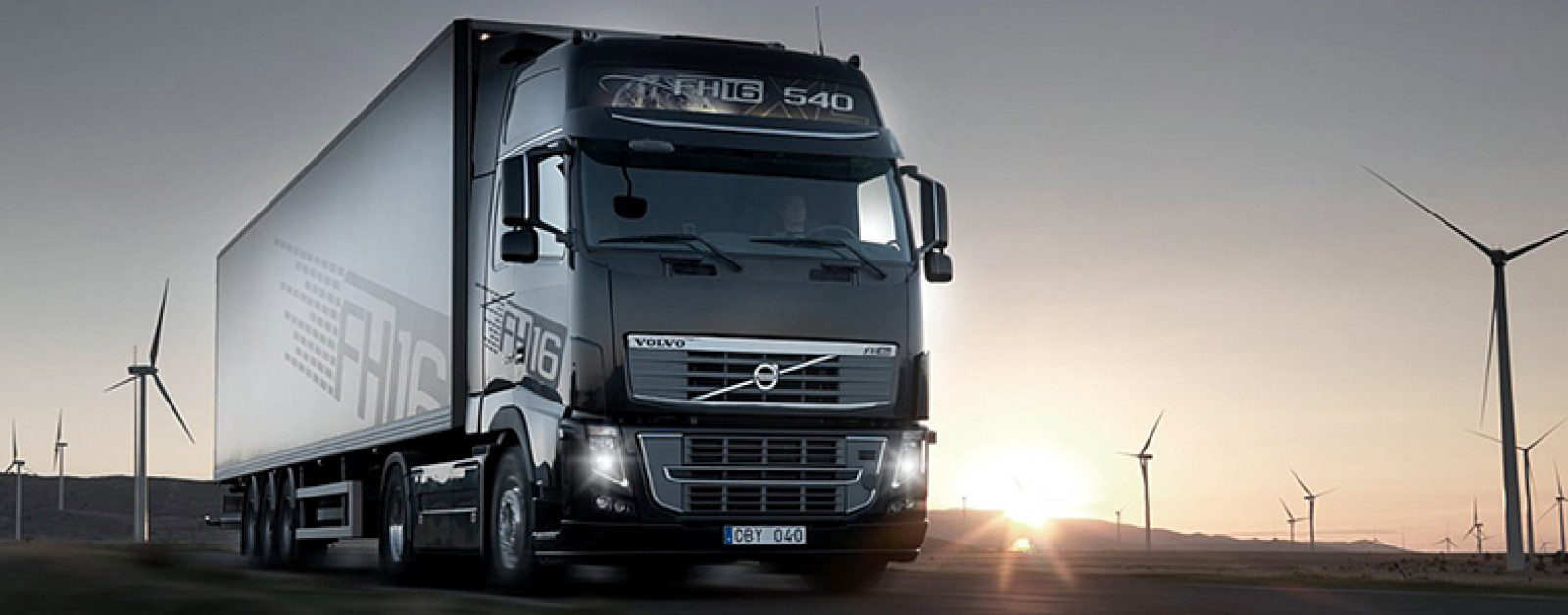 The new Volvo FH16