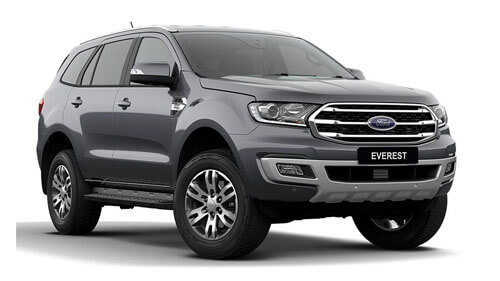 2019 MY19.75 Ford Everest UAII Trend RWD Suv