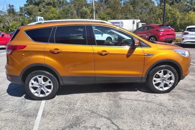 2016 Ford Kuga Trend