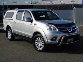 Foton Tunland 4x4 T3 Manual With Reverse Camera