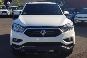2019 SsangYong Rexton Y400 ELX Suv