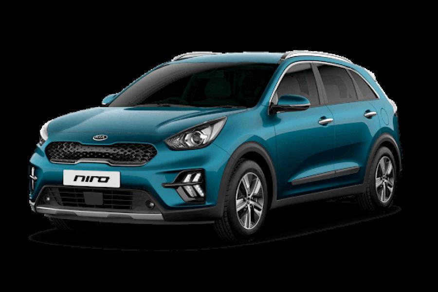 2021 Kia Niro DE Hybrid S Wagon