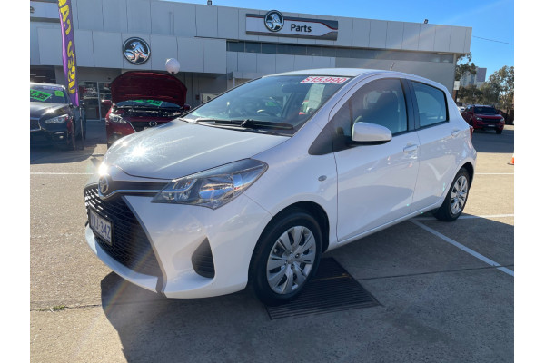 2016 MY15 Toyota Yaris NCP130R Ascent Image 3