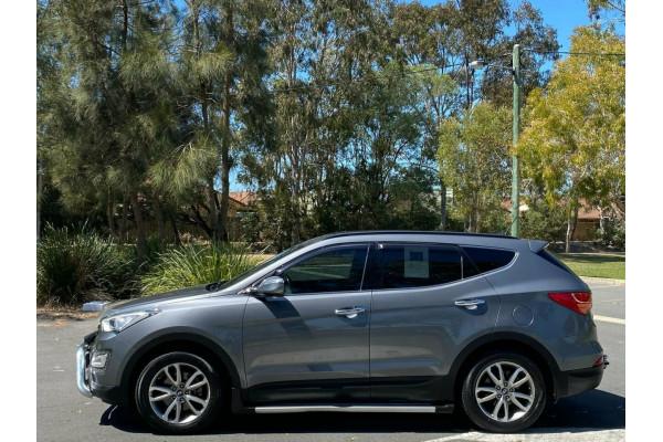 2013 Hyundai Santa Fe DM MY13 Elite Suv Image 4