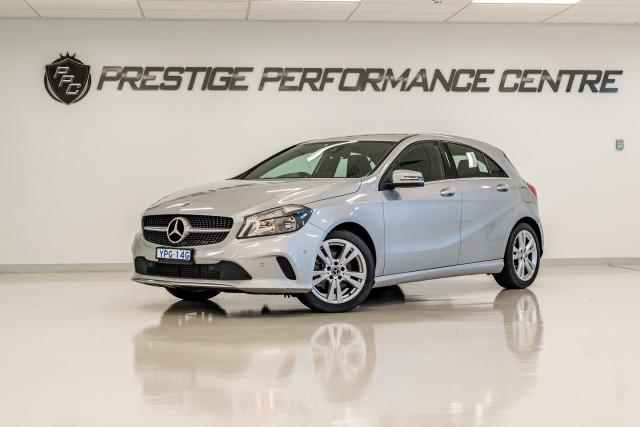 2018 MY58 Mercedes-Benz A-class W176 808+ A180 Hatchback Image 1