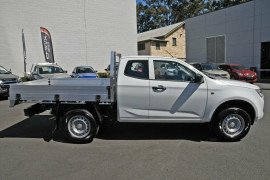 2020 MY21 Isuzu UTE D-MAX SX 4x4 Space Cab Chassis Cab chassis Mobile Image 8