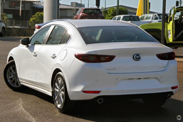 2019 Mazda 3 BP G20 Pure Sedan Sedan Image 4