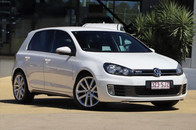 2011 Volkswagen Golf VI MY11 GTD Hatchback