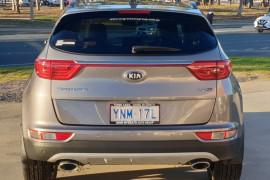2018 Kia Sportage QL GT Line Suv