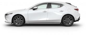 2021 Mazda 3 BP G20 Touring Hatchback image 21