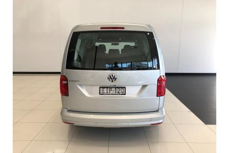 2020 Volkswagen Sajtk5/20 Caddy People mover Image 5