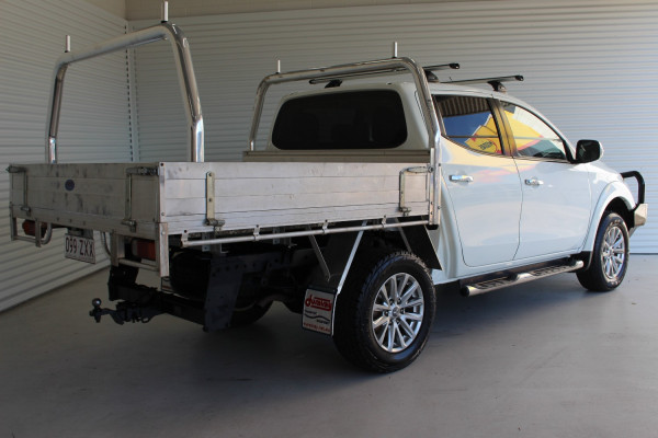 2015 MY16 Mitsubishi Triton MQ MY16 EXCEED Utility Image 2