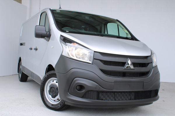 Mitsubishi Express GLX LWB Manual