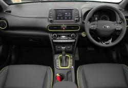 2018 Hyundai Kona OS MY18 Highlander 2WD Wagon
