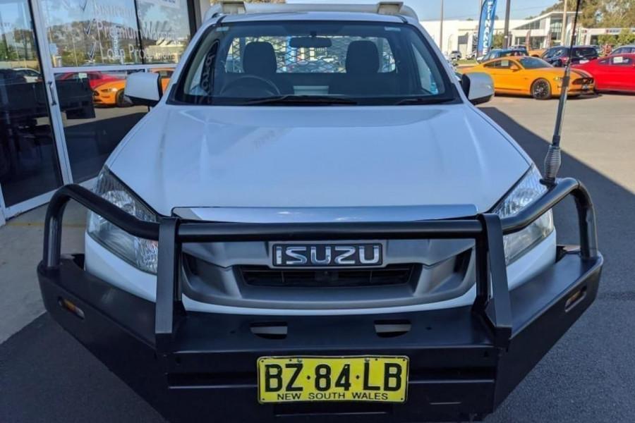 2014 Isuzu Ute D-MAX MY14 SX Cab chassis