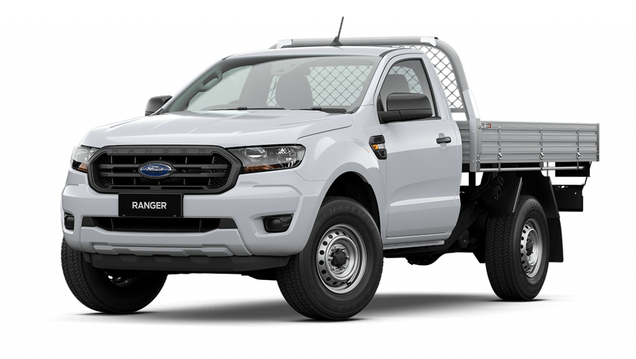 2021 MY21.25 Ford Ranger PX MkIII XL Single Cab Chassis Cab chassis Image 9