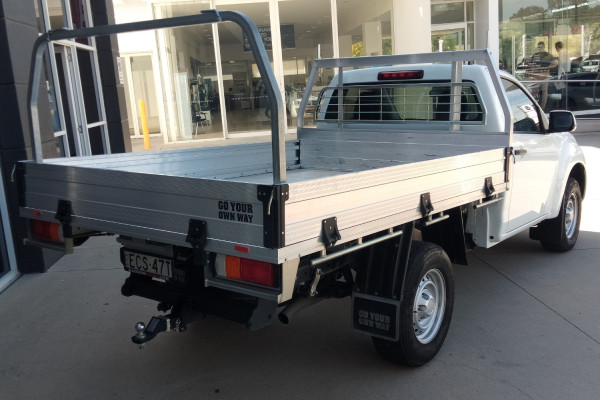 2019 Isuzu UTE D-MAX SX Single Cab Chassis High-Ride 4x2 Cab chassis Mobile Image 5