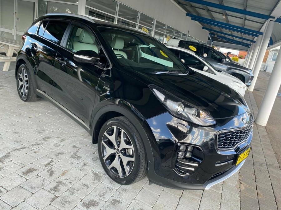 2016 MY17 Kia Sportage QL  GT-Line Suv Image 5