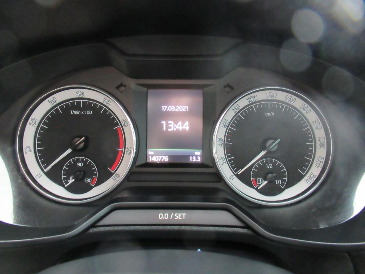 2017 MY18 Skoda Octavia NE MY18 110TSI Sedan Image 15