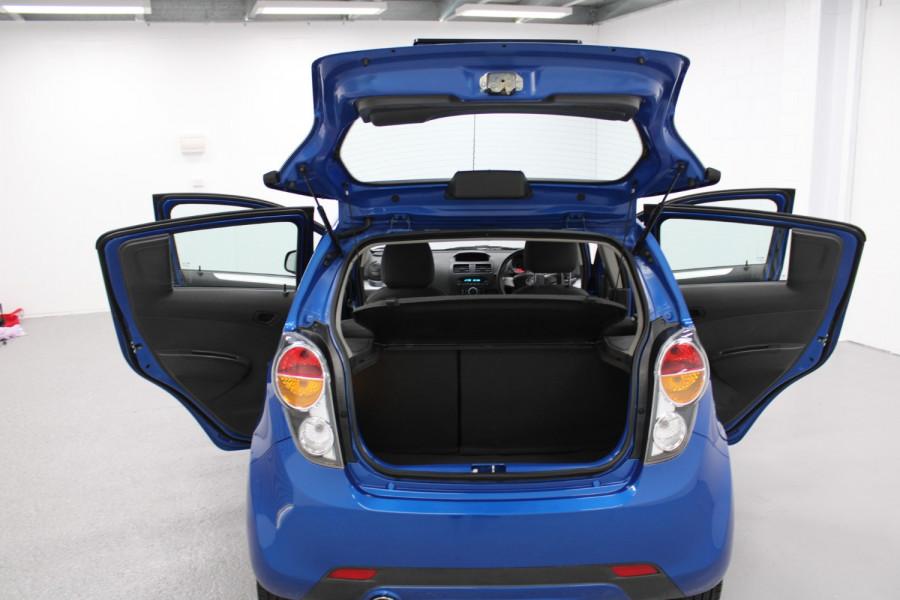 2011 Holden Barina Spark MJ  CD Hatchback Image 18