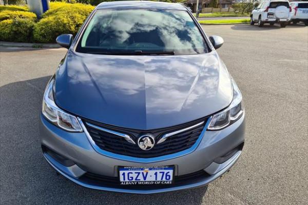 2017 Holden Astra BL  LS Sedan Image 2