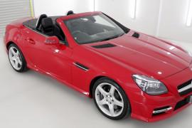 2011 Mercedes-Benz C Class R171 MY09