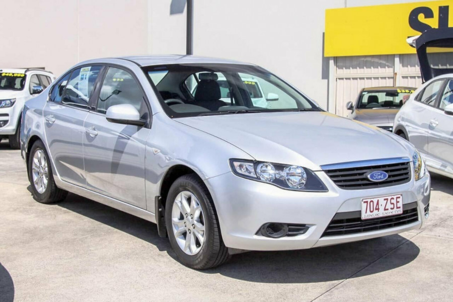 2010 Ford Falcon FG XT Sedan Image 5