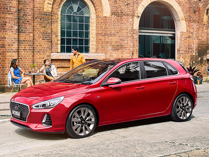 Straight into the record books: Hyundai i30 SR wins 2017 Drive Car of the Year