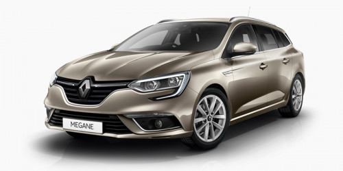 2017 Renault Megane Wagon KFB Zen Wagon