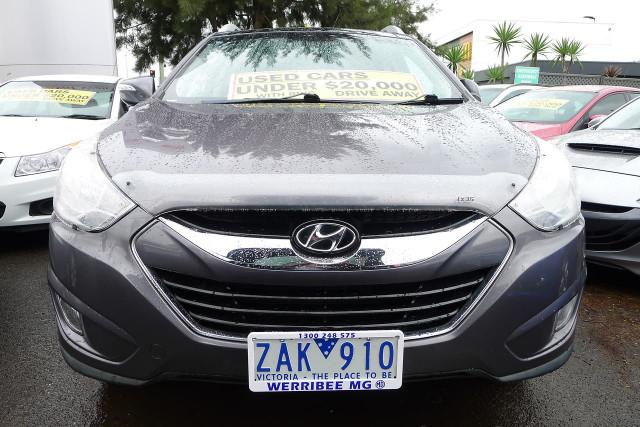 2012 Hyundai ix35 Highlander